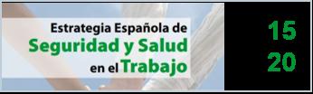 Estrategia Española de SST 2015-2020