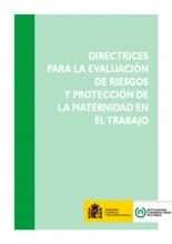 Imagen Directrices ER maternidad. INSST