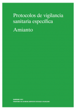 Protocolo de vigilancia sanitaria específica - amianto