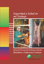 Manual de Prevención de Riesgos Laborales en mataderos e industrias cárnicas