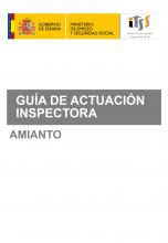 Guía de actuación inspectora-Amianto