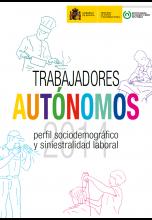 Análisis de siniestralidad laboral en trabajadores autónomos - Año 2014