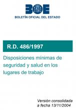 RD 486/1997, seguridad y salud en los lugares de trabajo