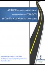 Análisis siniestralidad relacionada con el tráfico 2008-2013