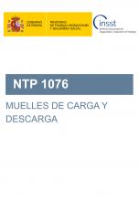 NTP 1076-Muelles de carga y descarga: seguridad