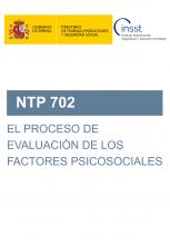 NTP 702-El proceso de evaluación de los factores psicosociales