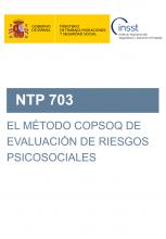 NTP 703-El método COPSOQ de evaluación de riesgospsicosociales
