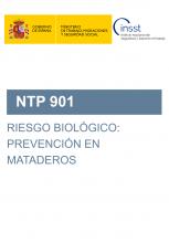NTP 901-Riesgo biológico: prevención en mataderos