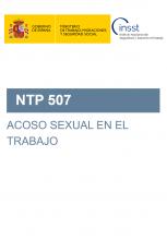 NTP 507-Acoso sexual en el trabajo