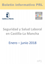 Boletín PRL nº 1 (enero-junio 2018)