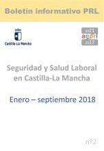 Boletín PRL nº 2 (enero-septiembre 2018)