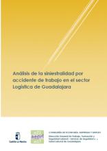Análisis siniestralidad sector Logística Guadalajara 2012-2017