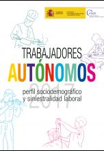 Análisis de siniestralidad laboral en trabajadores autónomos - Año 2017