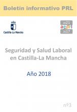 Boletín PRL nº 3 (enero-diciembre 2018)